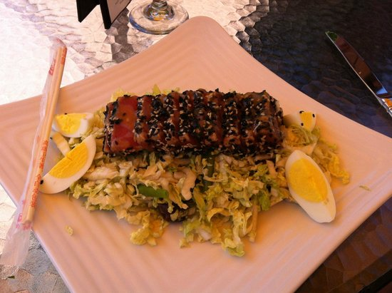 Ojai Valley Inn : great lunch