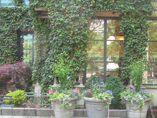 Bryant Park : Restaurante