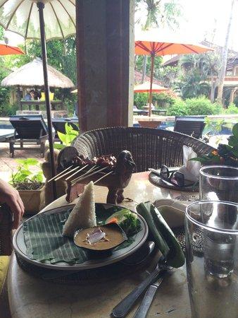 Rambutan Boutique Hotel: De leuk gepresenteerde lunch