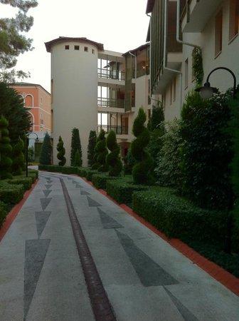 Amara Dolce Vita Luxury: Club odalari-roma street