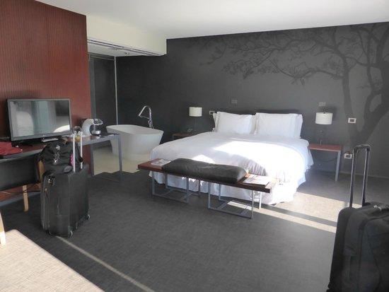 Hotel Ismael 312: Bedroom