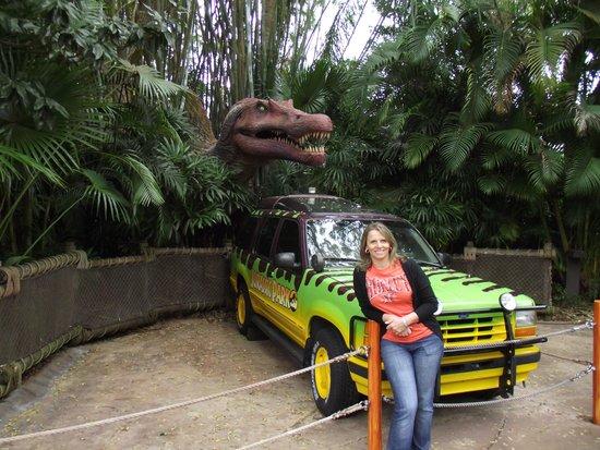 Universal's Islands of Adventure : Jurassic Park