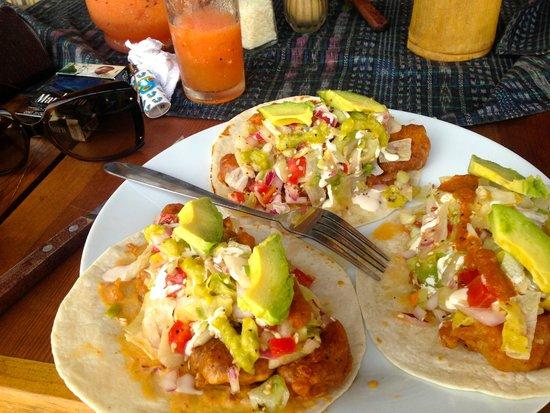 La Olita: Fish Tacos