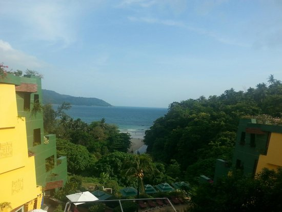 The Aspasia Phuket: view from reception