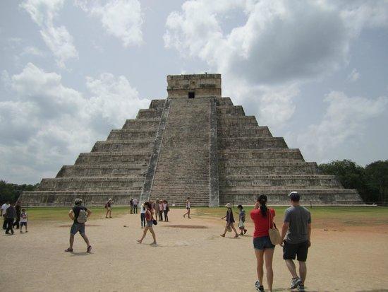 Chichén Itzá : .