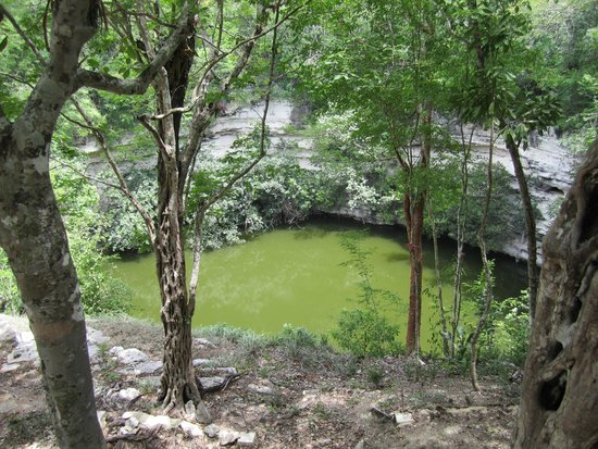 Chichén Itzá : Cenote