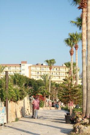 Coral Beach Hotel & Resort: Hotel