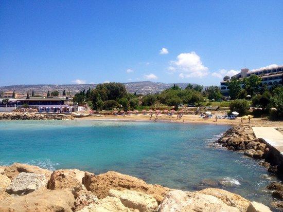 Coral Beach Hotel & Resort: Okolice hotelu