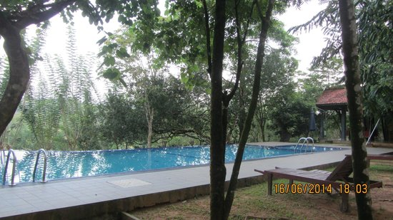 Lake Serenity Boutique Hotel: pool