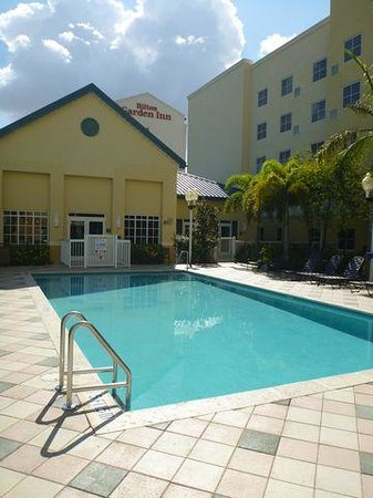 Homewood Suites by Hilton Oakland-Waterfront: Piscina
