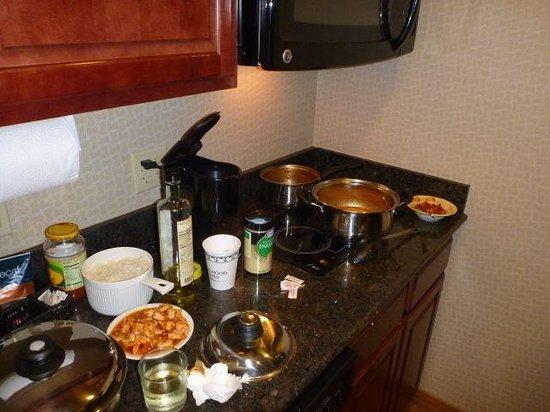 Homewood Suites by Hilton Las Vegas Airport: Cozinha