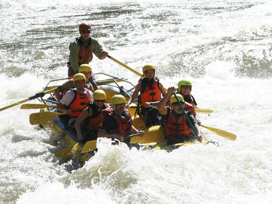 Whitewater Rafting, LLC : THE EXPRESSIONS SAY IT ALL
