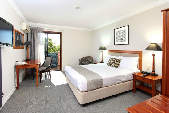 Brisbane International - Windsor: Deluxe Queen Room