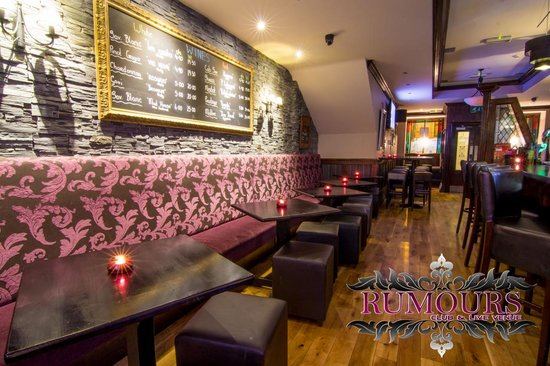 Maxwell's Bar & Grill: Bar