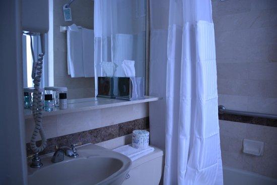 Hotel Beacon: Bathroom