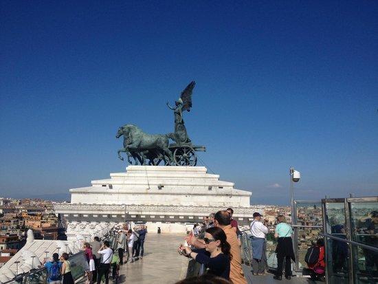 Monument à Victor-Emmanuel II : Vittorio Emanuelle