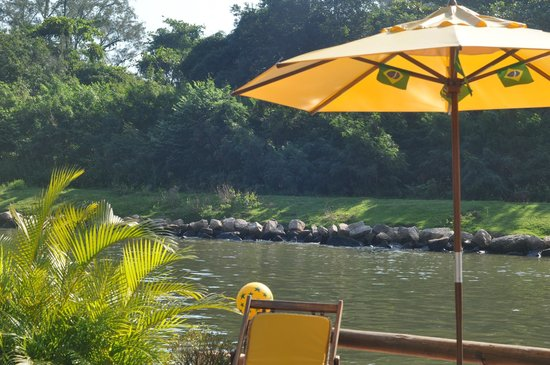 Utropico Guest House: View of the canal