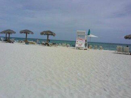 Grand Lucayan, Bahamas: beach