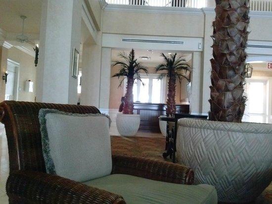 Grand Lucayan, Bahamas: lobby