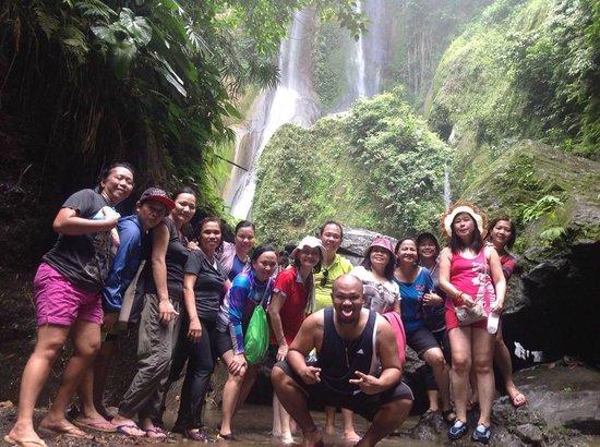 Amansinaya Mountain Resort: Ambon Ambon Falls