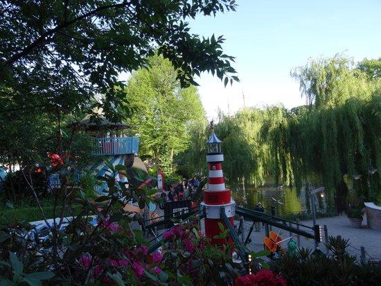 Jardines Tivoli: Children's area
