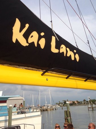 Sandpearl Resort : Went sailing at the Marina and it was awesome. Do a sunset sail.