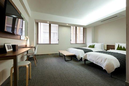 Metro Hotel: Comfort Twin