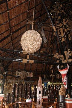 Viking Natures Resort : open lobby