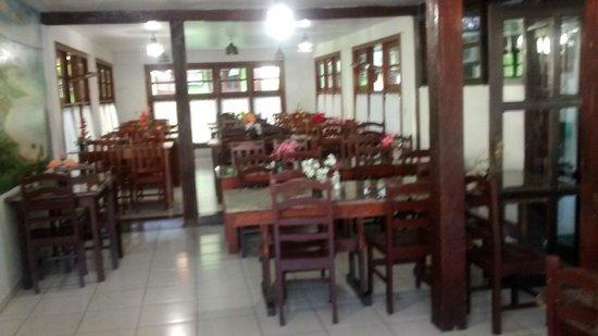 Hotel Vale Verde : Restaurante do hotel