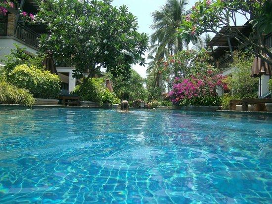 Railay Village Resort: Beautiful pool