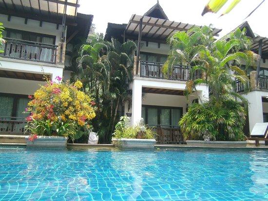 Railay Village Resort: the rooms