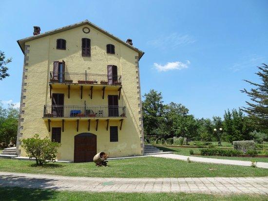 Hotel Residence Sant'Uberto : Hotel