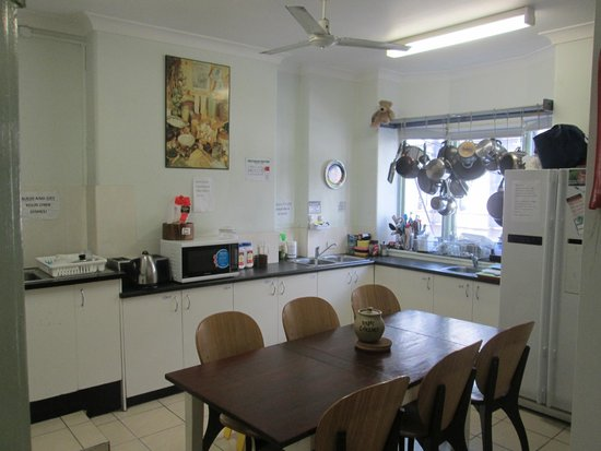 Casa Central Accommodation : Fully Equipped Kitchen