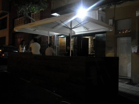 Tono Terraza : Pasión de chocolate picture of casa tono puerto del rosario