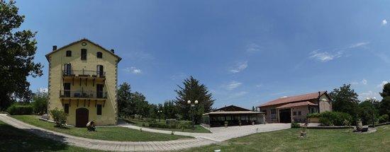 Hotel Residence Sant'Uberto: Piscina