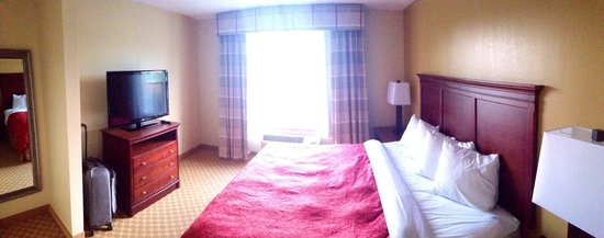 Country Inn & Suites by Radisson, Macedonia, OH: Clean