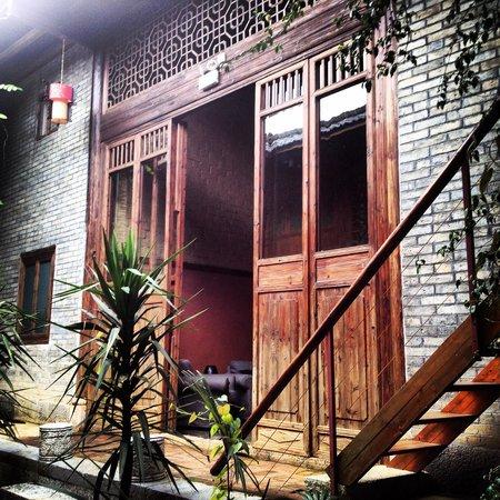 Secret Garden Boutique Hotel: Corridor
