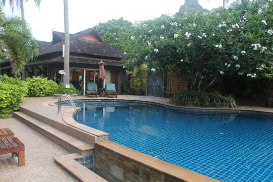 Railay Village Resort: The 2nd pool