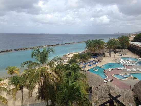 Sunscape Curaçao Resort Spa & Casino: Room view!