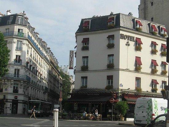 Eiffel Kennedy Hotel: Hotel Eiffel-Kennedy