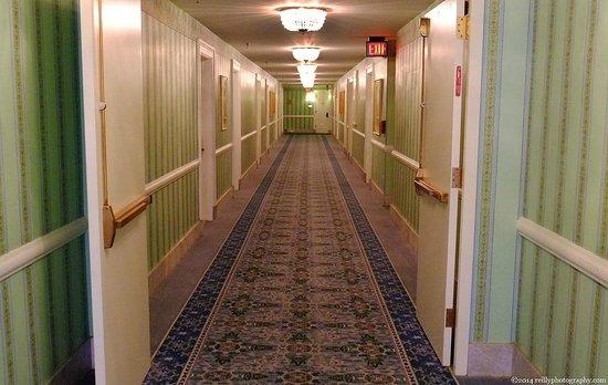 Hyatt at The Bellevue: 16th Floor.