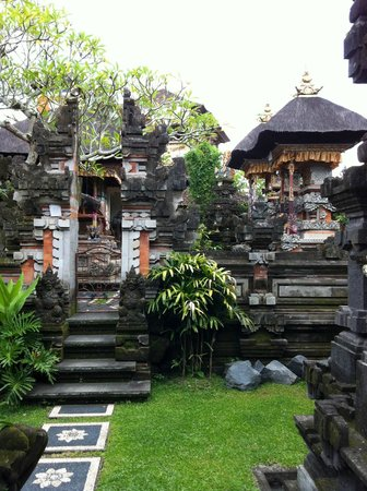 Narasoma Homestay: grounds