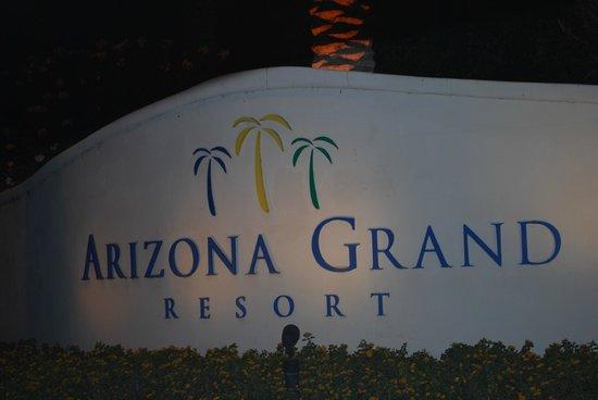 Arizona Grand Resort & Spa: x