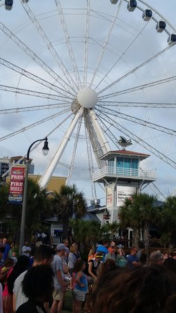 Myrtle Beach Boardwalk & Promenade: Myrtle Beach Giant Wheel