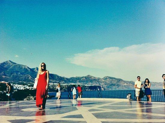 Balcón de Europa: Красиво ведь?
