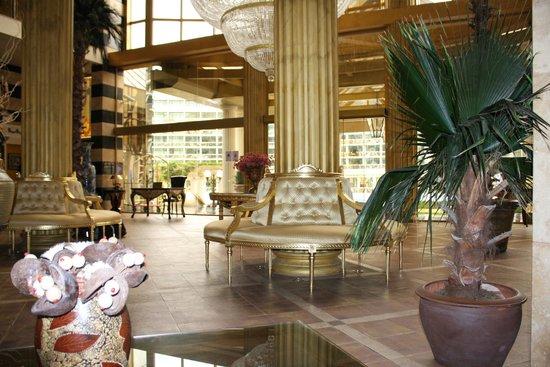 Victoria Palace Hotel & Spa: Lobby