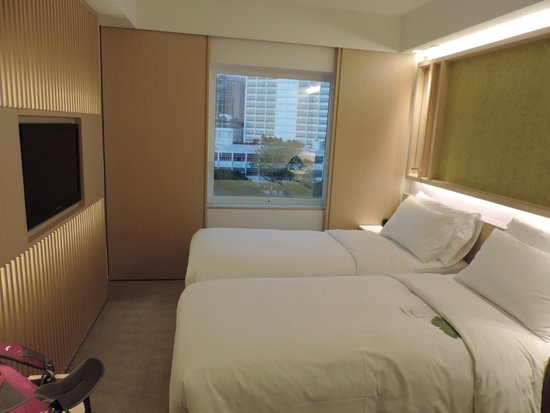 Eaton, Hong Kong: Deluxe Room (Twin Bedding)
