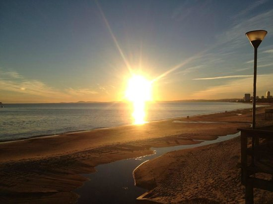 Yoo Punta Del Este: Paseo por la playa
