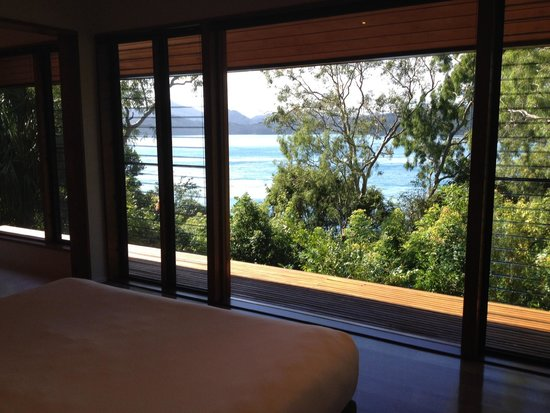 Qualia Resort: what a view to wake up too