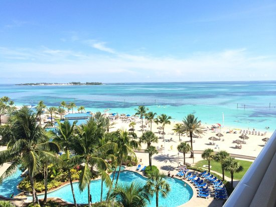 Melia Nassau Beach - All Inclusive: 8th Floor